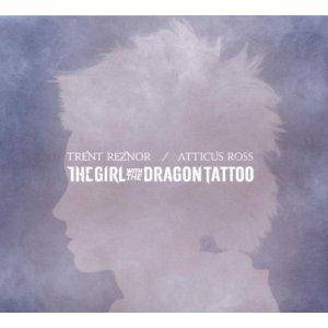 Trent Reznor & Atticus Ross: Girl With The Dragon Tattoo, The - Cover