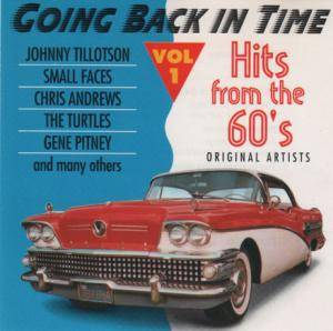 Cover - Claudine Clark: Going Back In Time - Hits From The 60's Vol 1
