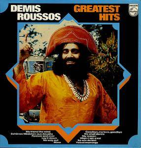 Demis Roussos: Greatest Hits (LP) - Bild 1