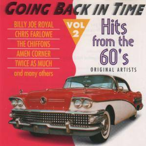 Going Back In Time - Hits From The 60's Vol 2 - Cover
