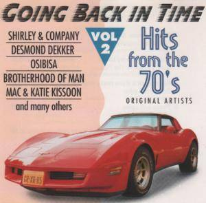 Cover - Paul Davidson: Going Back In Time - Hits From The 70's Vol 2
