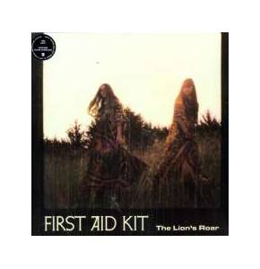 First Aid Kit: Lion's Roar, The - Cover