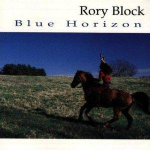 Cover - Rory Block: Blue Horizon