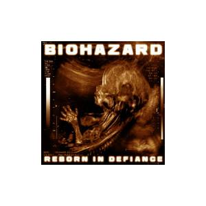 Cover - Biohazard: Reborn In Defiance