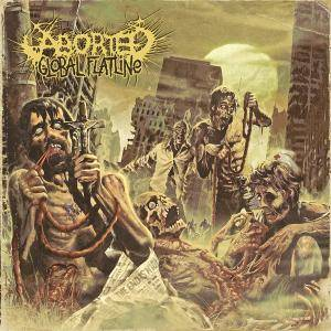 Cover - Aborted: Global Flatline