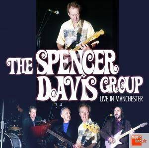 Cover - Spencer Davis Group, The: Live In Manchester