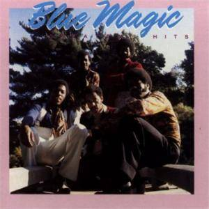 Cover - Blue Magic: Greatest Hits