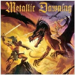 Cover - Various Artists/Sampler: Metallic Dawning
