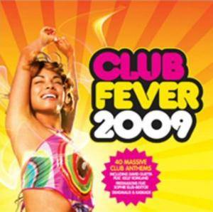 Cover - Axwell: Club Fever 2009