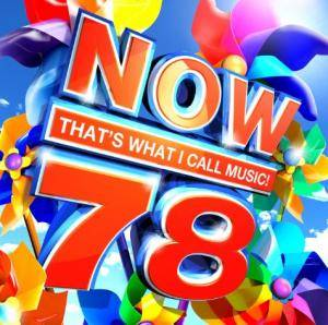 Cover - Tinchy Stryder: Now That's What I Call Music! 78 [UK Series]