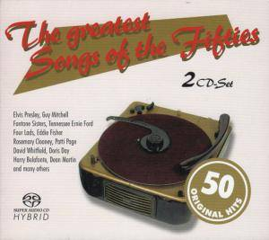 Greatest Songs Of The Fifties, The - Cover