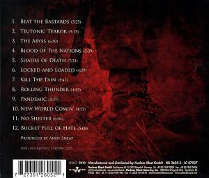 Accept: Blood Of The Nations (CD) - Bild 4