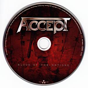 Accept: Blood Of The Nations (CD) - Bild 5