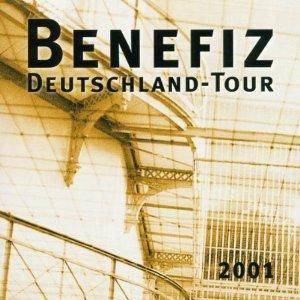 Benefiz Deutschland-Tour 2001 - Cover