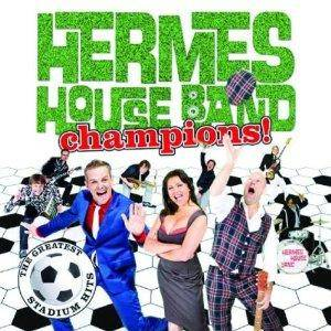 Cover - Hermes House Band: Champions!