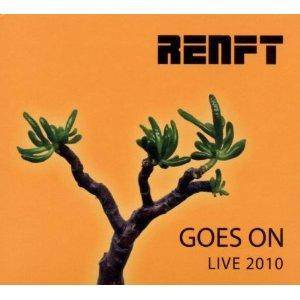 Cover - Renft: Renft Goes On - Live 2010