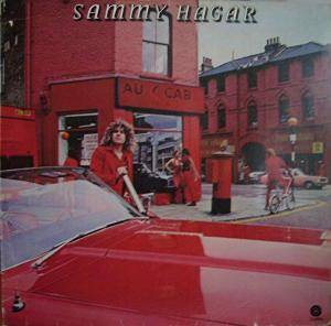 Sammy Hagar: Just Visiting (LP) - Bild 1