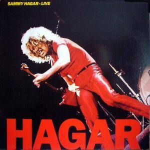 Sammy Hagar: Live - Cover
