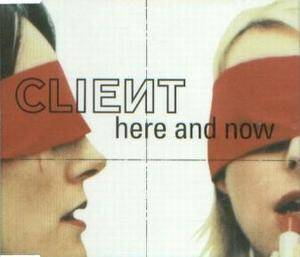 Cover - CLIEИT: Here And Now
