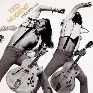 Ted Nugent: Free For All (LP) - Bild 1