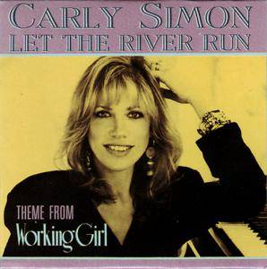 Carly Simon: Let The River Run - Cover