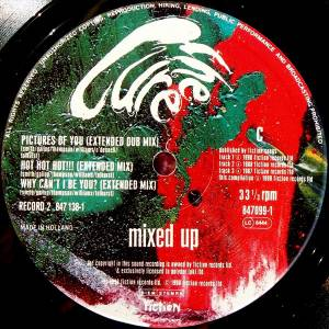 The Cure: Mixed Up (2-LP) - Bild 6