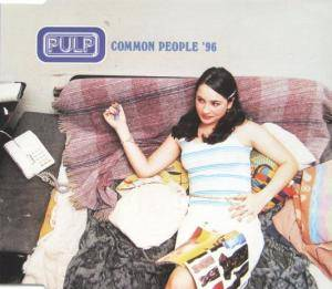 Pulp: Common People - Cover
