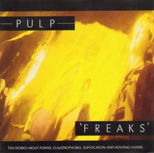 Cover - Pulp: Freaks