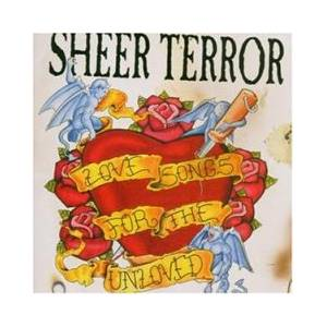 Cover - Sheer Terror: Love Songs For The Unloved