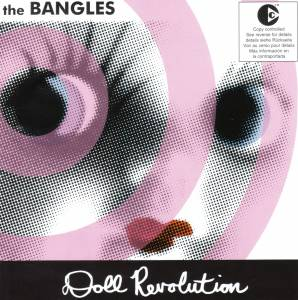 Cover - Bangles, The: Doll Revolution