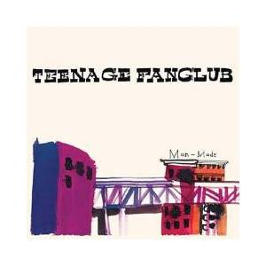 Teenage Fanclub: Man-Made - Cover