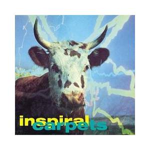 Inspiral Carpets: She Comes In The Fall - Cover