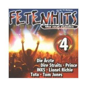 Fetenhits - The Real Classics - The 4th - Cover