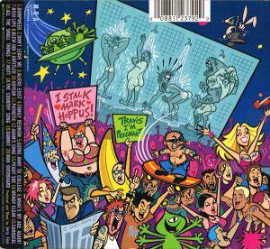 blink-182: The Mark, Tom, And Travis Show (The Enema Strikes Back!) (CD) - Bild 2