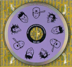 blink-182: The Mark, Tom, And Travis Show (The Enema Strikes Back!) (CD) - Bild 3