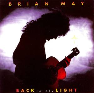 Cover - Brian May: Back To The Light