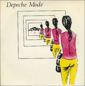 Depeche Mode: Dreaming Of Me - Cover