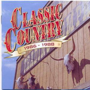 Cover - Eddy Raven: Classic Country - 1986-1988