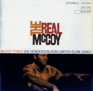 McCoy Tyner: Real McCoy, The - Cover