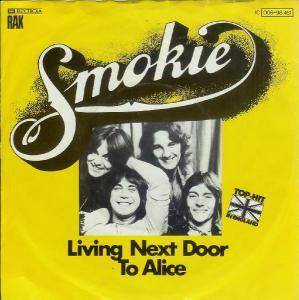 "Smokie: Living Next Door To Alice (7"") - Bild 1"