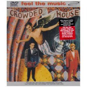 Crowded House: Crowded House (DVD-Audio) - Bild 1