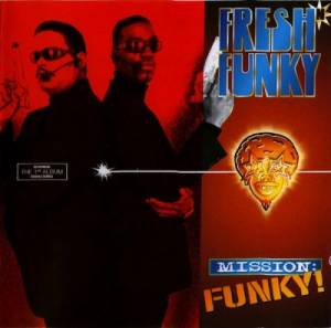 Cover - Fresh'n'Funky: Mission: Funky