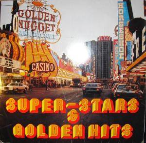 Super-Stars & Golden Hits - Cover
