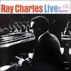 Ray Charles: Live In Concert - Cover