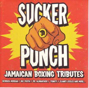 Sucker Punch - Jamaican Boxing Tributes - Cover