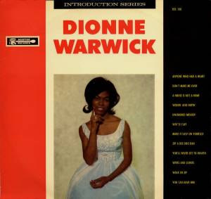 Cover - Dionne Warwick: Best Of Dionne Warwick, The