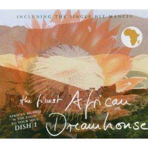 Cover - Them Mushrooms: Finest African Dreamhouse, The