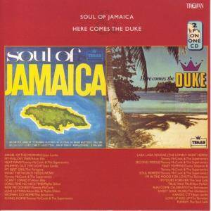 Cover - Termites, The: Soul Of Jamaica & Here Comes The Duke