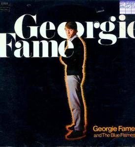 Cover - Georgie Fame: Georgie Fame And The Blue Flames