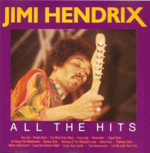 Jimi Hendrix: All The Hits (CD) - Bild 1